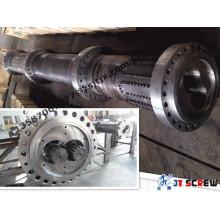 135mm Bausano Double Screw Barrel