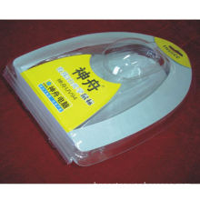 Plastic Vacuum-formed Chamshell/Blister Packing for Toys, Cosmetics, Stationeries, Automobile Parts