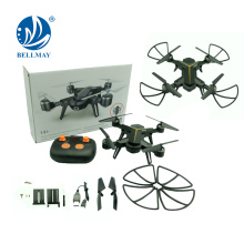 2.4GHz medio tamaño plegable drone RC con 0.3MP cámara wifi