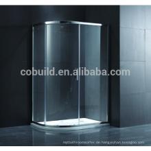 K-554 china alibaba heißer verkauf mode komplette duschkabine mit rahmen flexible duschkabine