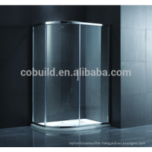 K-554 china alibaba hot sale fashion complete shower room with frame flexible shower enclosure