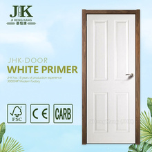 JHK-004p Double Swing Interior Closet Doors 6 Panel Interior French Door European Style Interior Door
