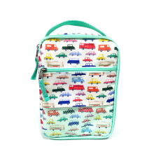 Full Color Printing Lunch Bag Insulated Cooler bag for Kids