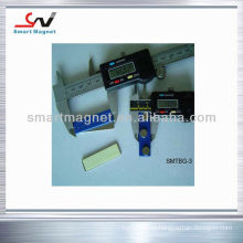 Индивидуальный защищенный магнитный / пластиковый магнитный держатель имен