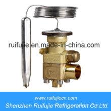 Válvulas de Expansão de Refrigeração Série Tes5 (067B3343)