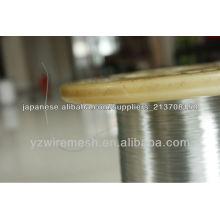 Bwg12 fil de fer galvanisé à chaud chaude usine youlian