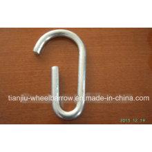 China fez acessórios de suporte de aço de andaime