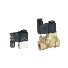 Ningbo ESP pneumatic 2/2 way 2V series fluid control valves