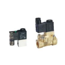 Ningbo ESP pneumatic 2/2 way 2V series fluid control valves