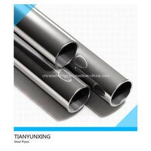 Tubos sin costura de acero inoxidable pulido Ss (304 / 304L / 316 / 316L / 321)