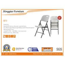 Silla plegable plástica, silla al aire libre, tabla plegable