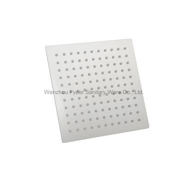 Ultra Thin Square 304 Edelstahl Duschkopf (QH325AS)