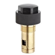 Латунный патронный клапан радиатора (a. 0502)