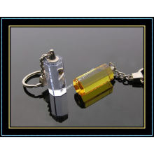 Personalized Crystal Keychain for Promotion Gift