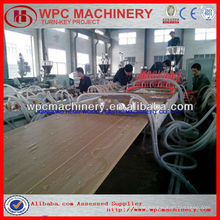 Holz Kunststoff Tür Herstellung Maschine PVC Holz Türverkleidung Maschine