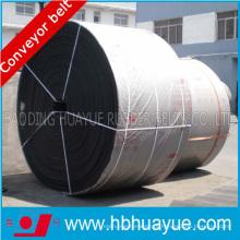 Fogo inteiro do núcleo da carga pesada do PVC / Pvg - correia transportadora retardadora
