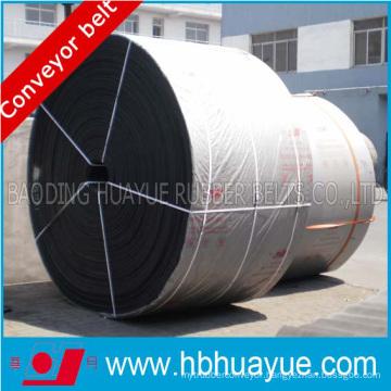 PVC/Pvg Heavy Load Whole Core Fire Retardant Conveyor Belt