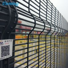 Pulverlackat Anti Climb High Security Fence