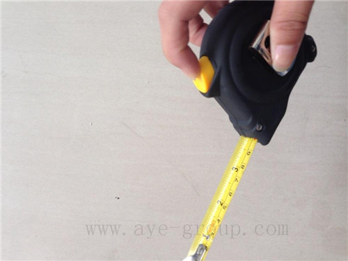 Automatic Blade Return Steel Measuring Tape