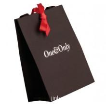 durable paper bag with logo print/ logo bag prinitng