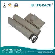 Filtro de polvo Baghouse Bolsa de filtro acrílico