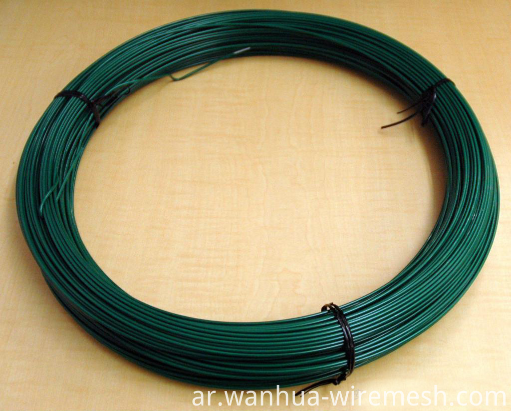 pvc coated gi wire with high quality and competitive price (2)
