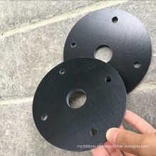 Espaçador de baquelite para usinagem CNC e isolamento de fresagem