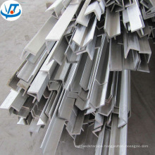 Hot rolled SS201 tensile strength of steel angle bar for equal angle 100x100