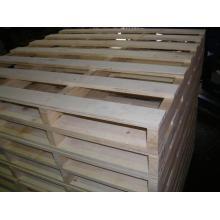 Poplar laminado folheado madeira serrada para pacote
