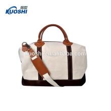 bolsa de lona cosmética del viaje para hombre de alta calidad