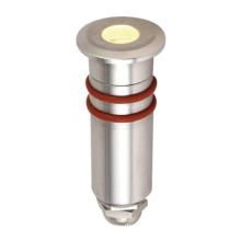 Low Power RGB 0.5W LED Bodeneinbauleuchte