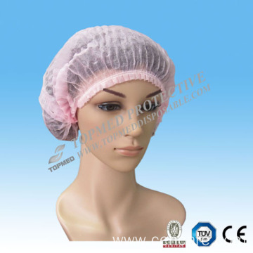 Disposable Bouffant Cap Disposable Clip Mop Cap