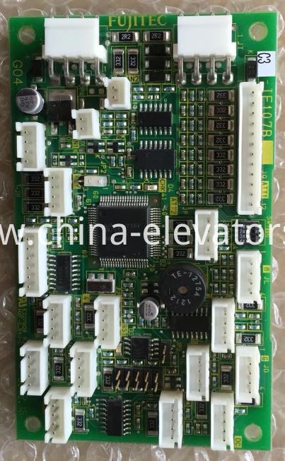 Fujitec Elevator Car Communication Board IF107B