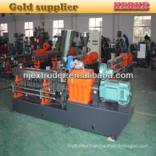 mini extruder /plastic pellet making machine laboratory