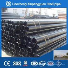 Asiatische Röhre in China hergestellt ASTM A106 GR.B nahtloses Kohlenstoffstahlrohr mit schneller Lieferung