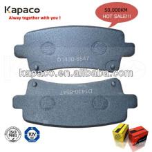 Plaquette de frein auto allemande haute qualité Chine référence croisée D1430-8547