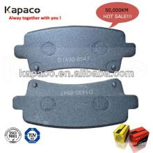 China high quality German auto brake pad cross reference D1430-8547