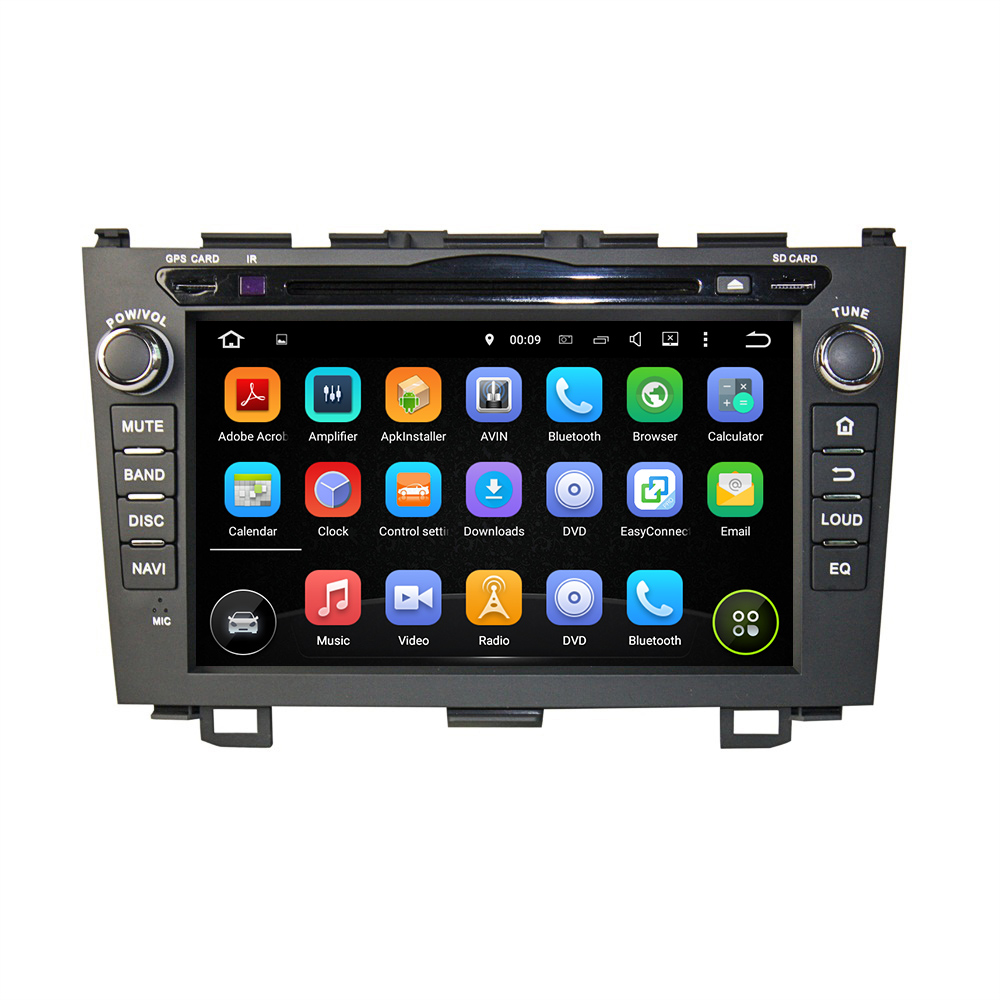 Android 7.1 HONDA CRV Car Dvd Player
