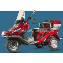 Scooter de gás com deficiência