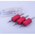 N502-3 Rubber Disposable Tattoo Tubes