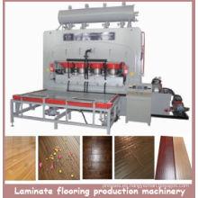 Máquinas de Producción de Pisos Laminados de Ciclo Corto