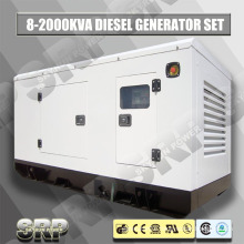 20kVA 60Hz Soundproof Diesel Generator Powered by Yangdong (SDG20KS)