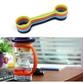 BPA Free Water Bottle Silicone Strap Holder