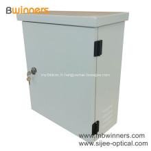 Boîte en acier inoxydable faite sur commande de clôtures de tôle de bâti de mur imperméable