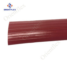 pvc flexible 8 irrigation pump layflat hose pipe