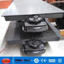 15T calibre 600mm mineração vagão plano do Grupo Chinacoal