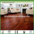 Revêtement de sol en bois de teck massif rouge lisse