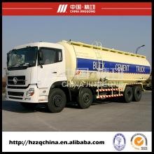 Camion de réservoir de livraison de propriété de poudre sèche (8X4) (HZZ5312GSN) à vendre