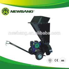 6.5 HP Pull Behind Wood Shredder