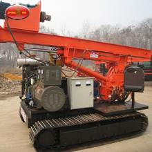 Mini Crawler Vibratory Pile Driving Equipment